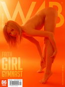 Faith in Girl Gymnast gallery from WATCH4BEAUTY by Mark
