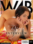Bijou in Interview video from WATCH4BEAUTY by Mark
