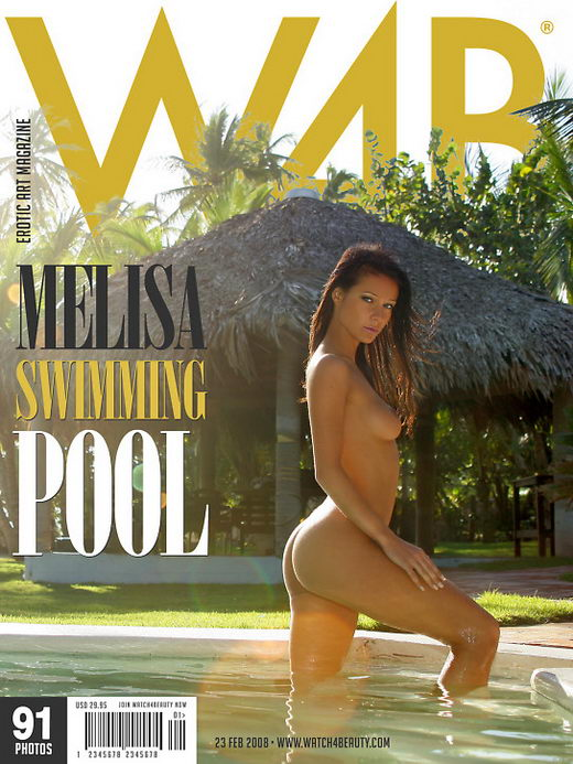 Melisa - `Swimming Pool` - by Mark for WATCH4BEAUTY