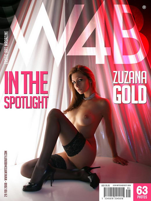 Zuzana Gold - `In The Spotlight` - by Mark for WATCH4BEAUTY