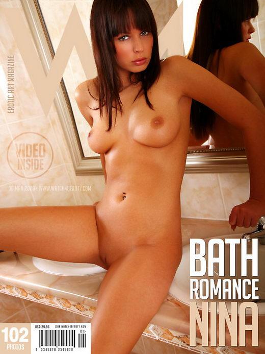 Nina - `Bath Romance` - by Mark for WATCH4BEAUTY