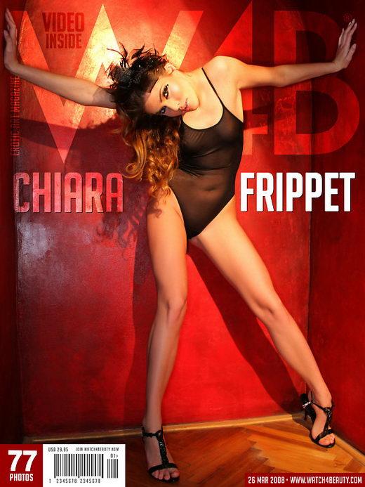 Chiara in Frippet gallery from WATCH4BEAUTY by Mark