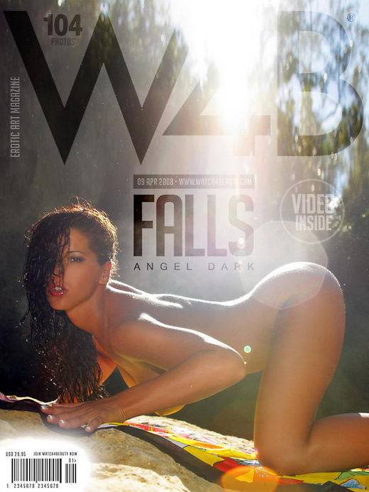 Angel Dark - `Falls` - by Mark for WATCH4BEAUTY