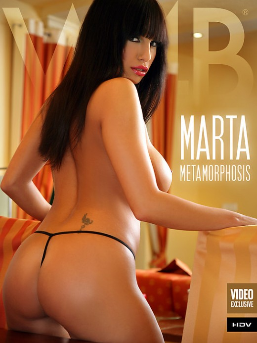 Marta - `Metamorphosis` - by Mark for WATCH4BEAUTY
