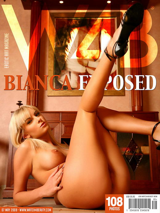Bianca - `Exposed` - by Mark for WATCH4BEAUTY