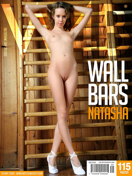Natasha - `Wall Bars` - by Mark for WATCH4BEAUTY