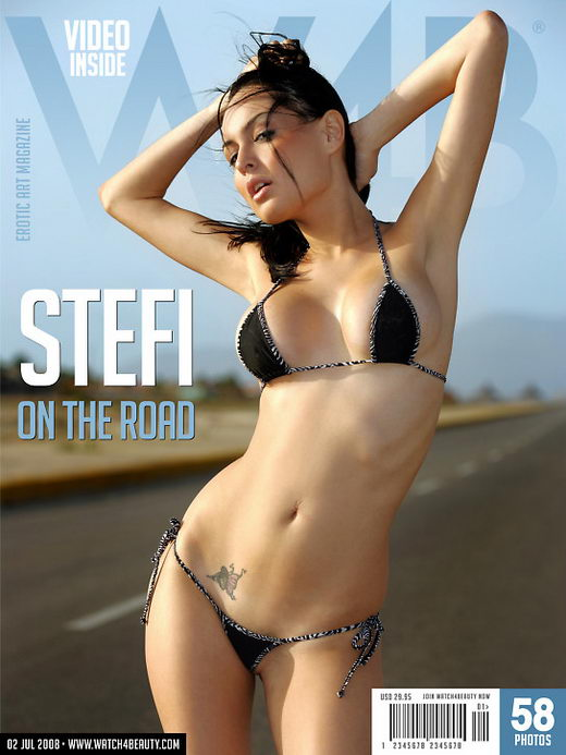 Stefi - `On The Road` - by Mark for WATCH4BEAUTY