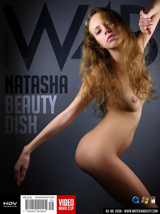 Natasha - `Beauty Dish` - by Mark for WATCH4BEAUTY