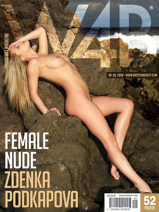 Zdenka Podkapova - `Female Nude` - by Mark for WATCH4BEAUTY