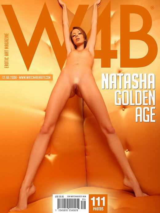 Natasha - `Golden Age` - by Mark for WATCH4BEAUTY