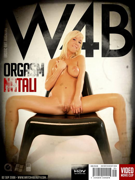 Natali - `Orgasm` - by Mark for WATCH4BEAUTY