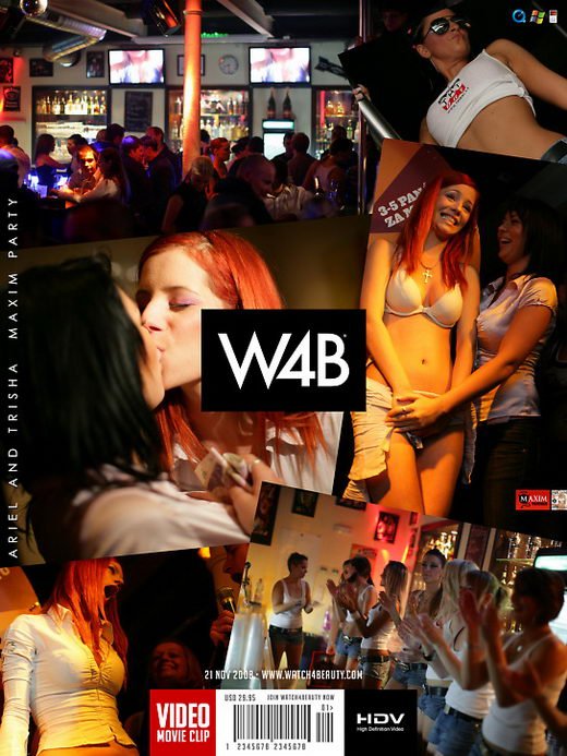 Ariel & Trisha - `Maxim Party` - by Mark for WATCH4BEAUTY