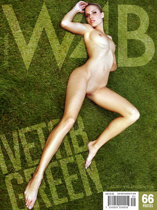 Iveta B - `Green` - by Mark for WATCH4BEAUTY