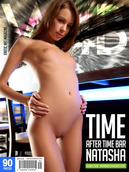 Natasha - `Time After Time Bar` - by Mark for WATCH4BEAUTY