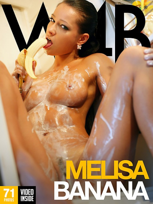 Melisa - `Banana` - by Mark for WATCH4BEAUTY