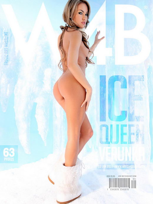 Verunka - `Ice queen` - by Mark for WATCH4BEAUTY
