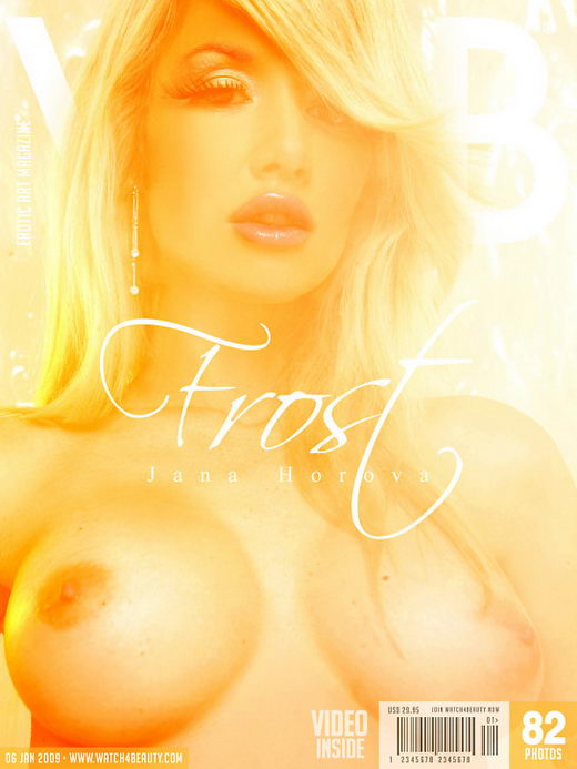 Jana Horova - `Frost` - by Mark for WATCH4BEAUTY