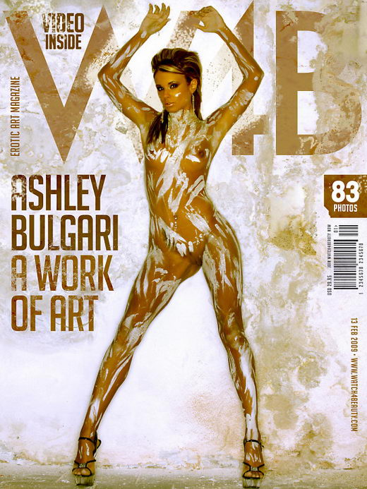 Ashley Bulgari - `A Work of Art` - by Mark for WATCH4BEAUTY
