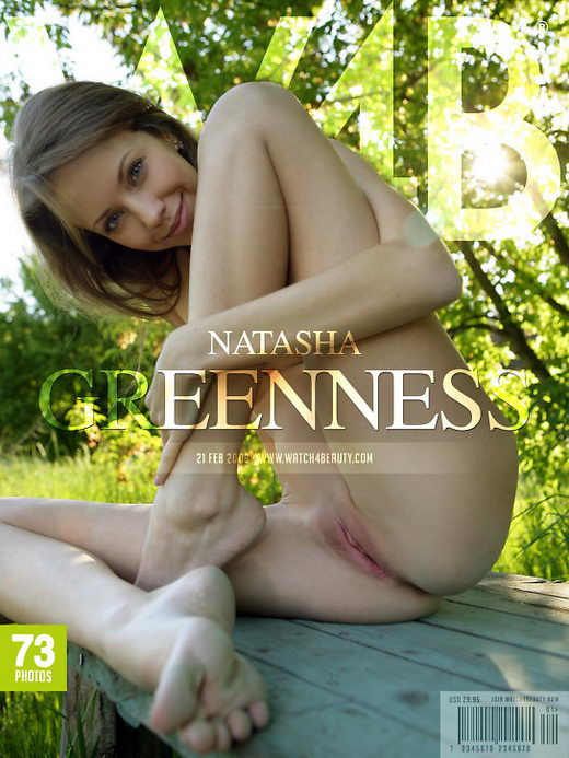 Natasha - `Greenness` - by Mark for WATCH4BEAUTY