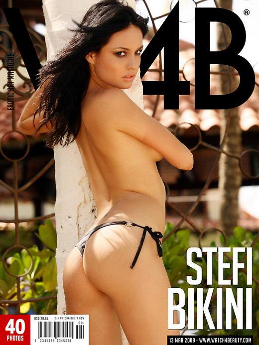 Stefi - `Bikini` - by Mark for WATCH4BEAUTY