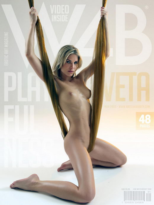 Iveta B - `Playfulness` - by Mark for WATCH4BEAUTY