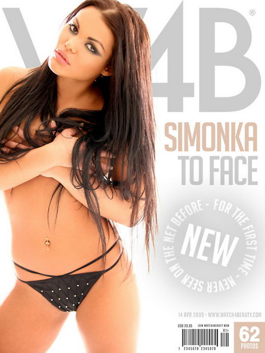 Simonka - `To Face` - by Mark for WATCH4BEAUTY