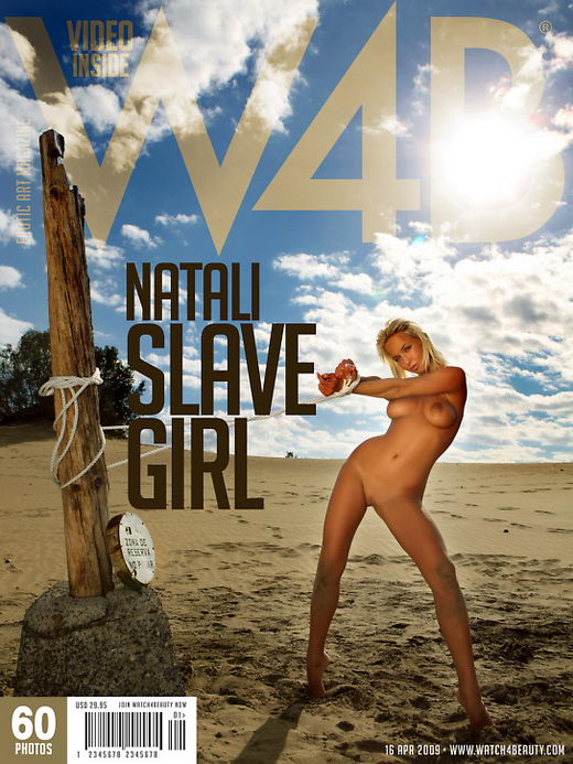 Natali - `Slave Girl` - by Mark for WATCH4BEAUTY