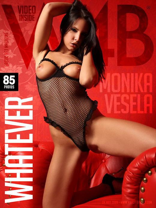 Monika Vesela - `Whatever` - by Mark for WATCH4BEAUTY