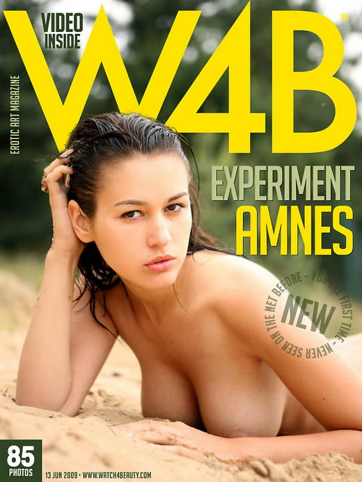 Amnes - `Experiment` - by Mark for WATCH4BEAUTY