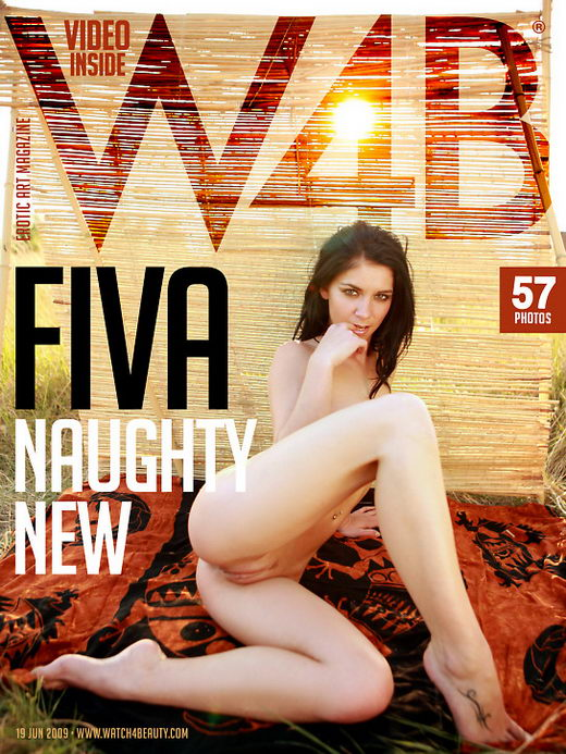 Fiva - `Naughty New` - by Mark for WATCH4BEAUTY