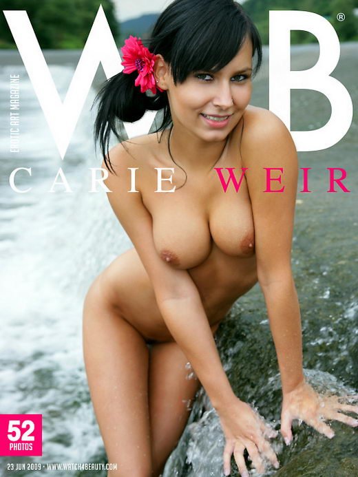 Carie - `Weir` - by Mark for WATCH4BEAUTY