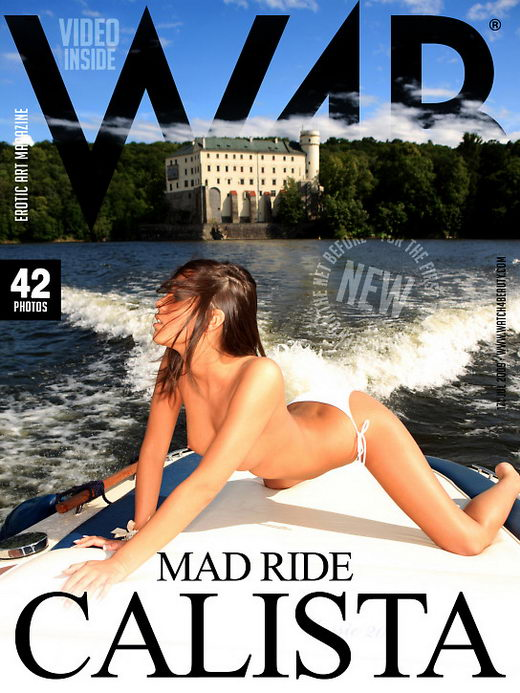 Calista - `Mad Ride` - by Mark for WATCH4BEAUTY
