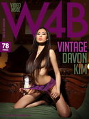 Davon Kim in Vintage gallery from WATCH4BEAUTY by Mark