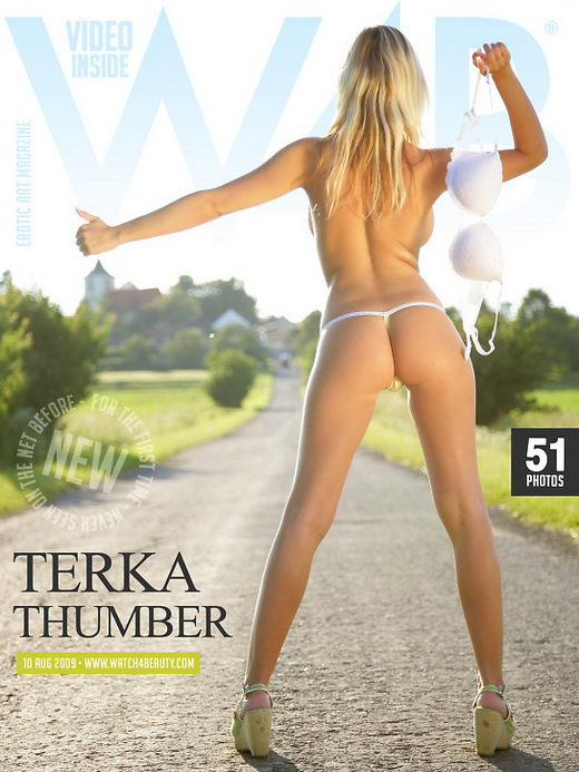 Terka - `Thumber` - by Mark for WATCH4BEAUTY