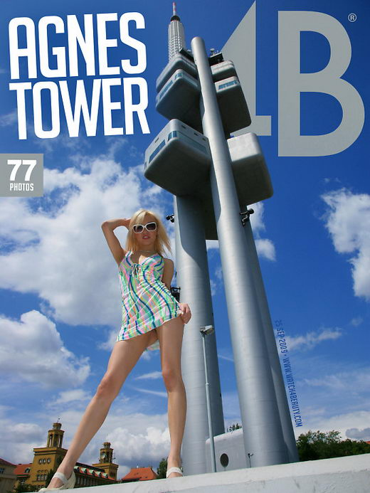 Agnes - `Tower` - by Mark for WATCH4BEAUTY