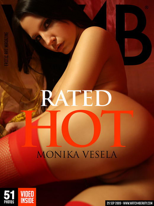 Monika Vesela - `Rated Hot` - by Mark for WATCH4BEAUTY
