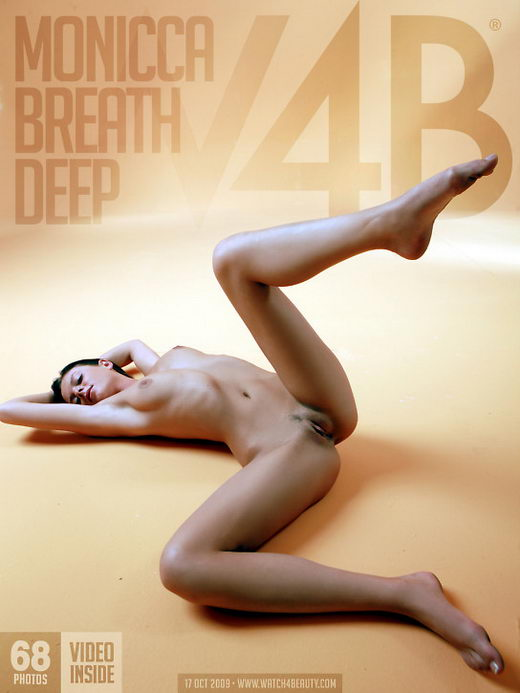 Monicca - `Deep Breath` - by Mark for WATCH4BEAUTY