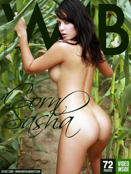 Sasha - `Corn` - by Mark for WATCH4BEAUTY