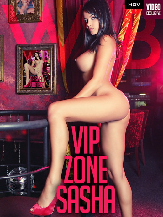 Sasha - `VIP Zone` - by Mark for WATCH4BEAUTY