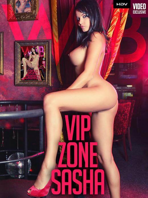 Sasha - `VIP Zone` - by Mark for WATCH4BEAUTY