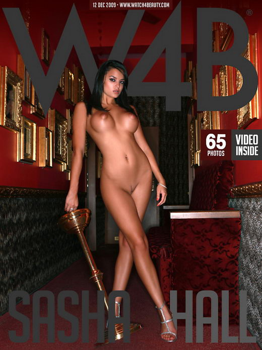 Sasha - `Hall` - by Mark for WATCH4BEAUTY