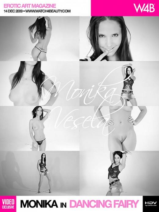Monika Vesela - `Dancing Fairy` - by Mark for WATCH4BEAUTY