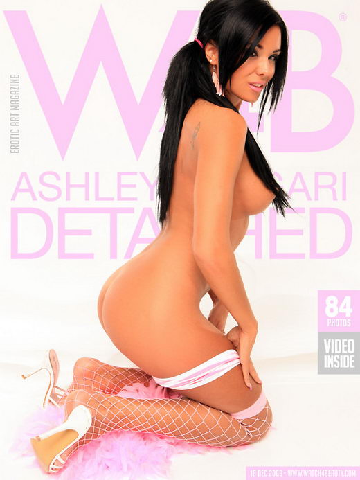 Ashley Bulgari - `Detached` - by Mark for WATCH4BEAUTY
