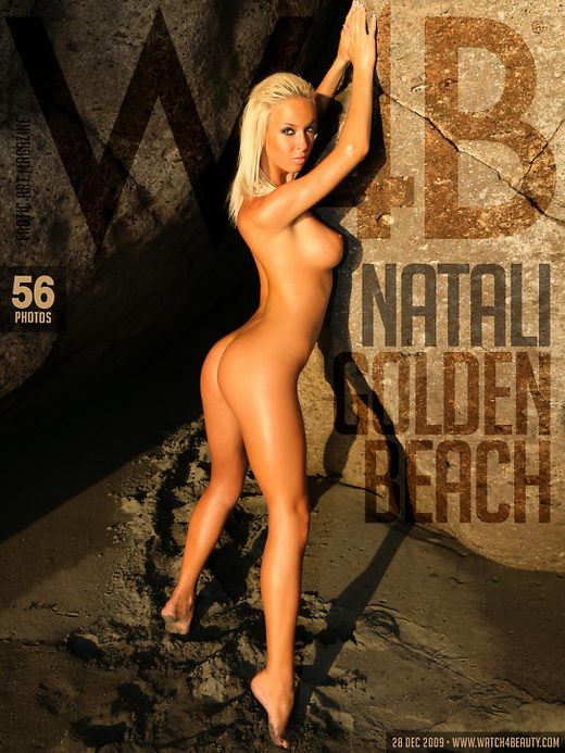 Natali - `Golden Beach` - by Mark for WATCH4BEAUTY