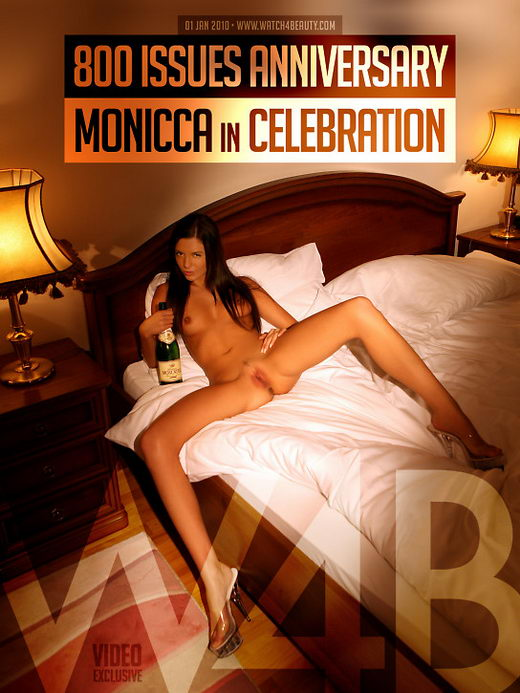 Monicca - `Celebration` - by Mark for WATCH4BEAUTY