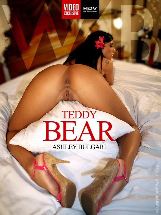 Ashley Bulgari - `Teddy Bear` - by Mark for WATCH4BEAUTY