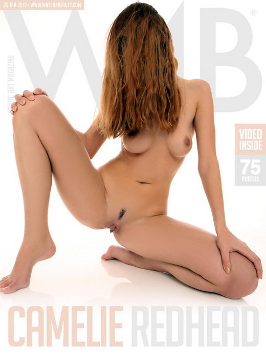 Camelie - `Redhead` - by Mark for WATCH4BEAUTY