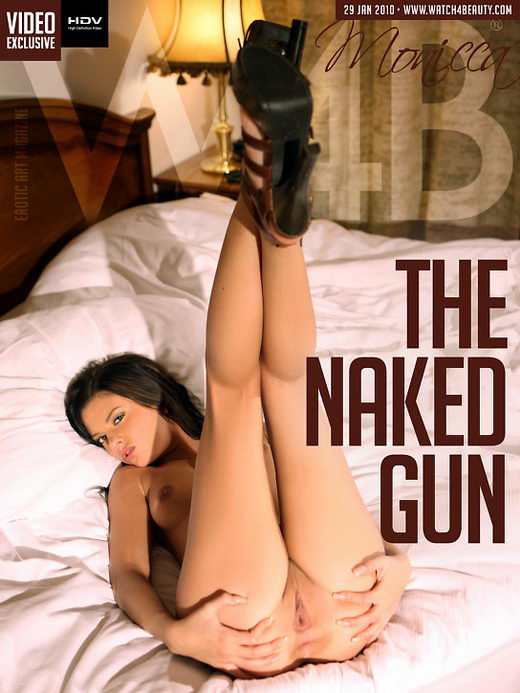 Monicca - `The Naked Gun` - by Mark for WATCH4BEAUTY