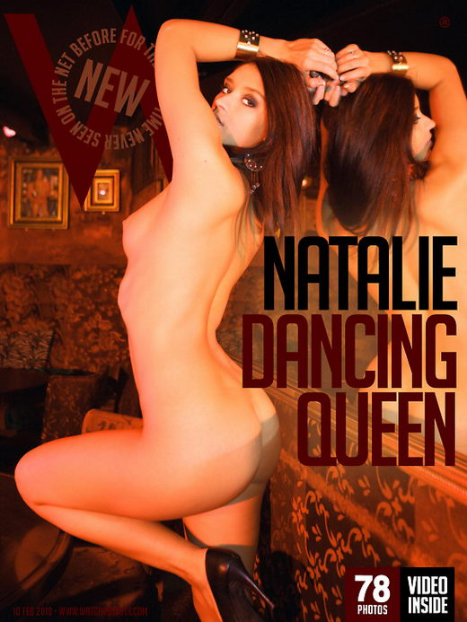 Natalie - `Dancing Queen` - by Mark for WATCH4BEAUTY