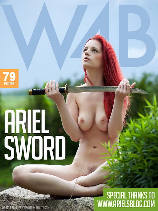 Ariel - `Sword` - by Mark for WATCH4BEAUTY